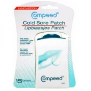 Image for Compeed Cold Sore Patch x15