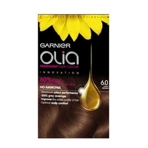 Image for Garnier Olia Hair Dye 6.0 Light Brown