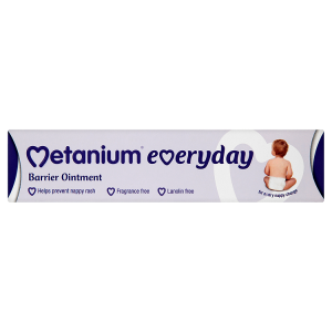 Image for Metanium Everyday Barrier Ointment 40g
