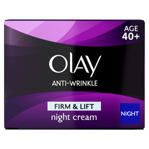 Image for Olay Anti-Wrinkle Firm + Lift Night Cream 50ml