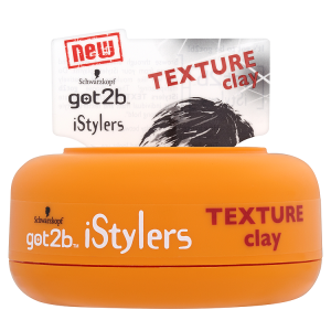 Image for Schwarzkopf Got2b iStylers Texture Clay 75ml