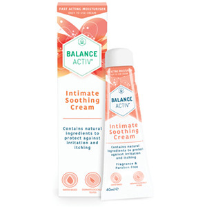 Image for Balance Activ Intimate Soothing Cream 40ml