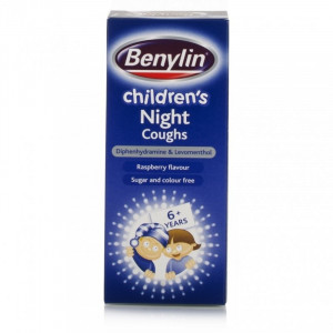 Benylin Children's Night Coughs 125ml