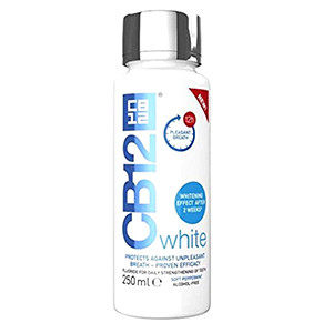 Image for CB12 White Mouthwash Soft Peppermint 250ml