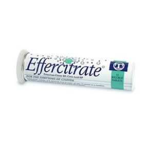 Image for Effercitrate Soluble 12 Tablets