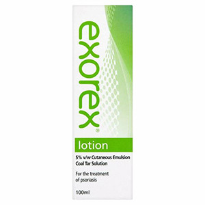 Image for Exorex Psoriasis Lotion 100ml