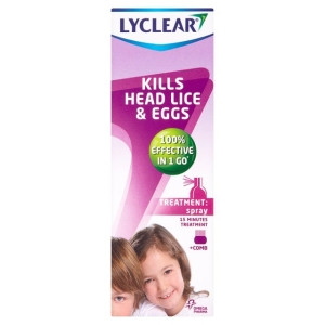 Image for Lyclear Spray 100ml