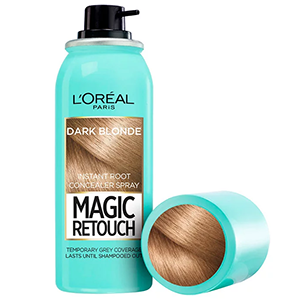 Image for L'Oreal Magic Retouch Root Touch Up 4 Dark Blonde