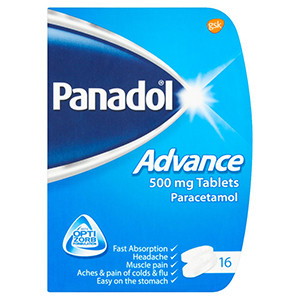 Image for Panadol Advance 16 Tablets