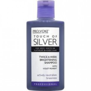 Image for Pro:Voke Touch of Silver Professional Twice a Week Brightening Shampoo 150ml