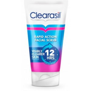 Clearasil Ultra Rapid Action Scrub - Pack of 125ml