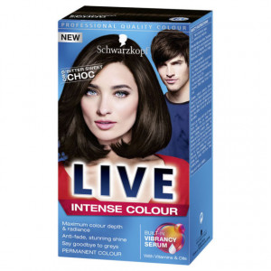 Schwarzkopf Live Color XXL Colour Intense Permanent Coloration 89 Bitter Sweet Chocolate