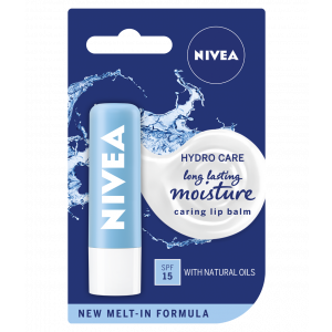 Nivea Hydro Care Lip Balm SPF15