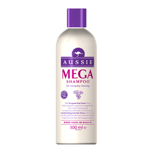 Image for Aussie Mega Shampoo 300ml