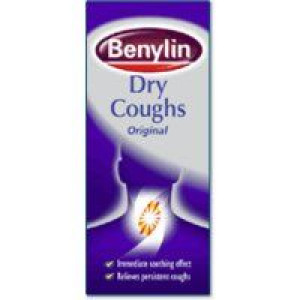 Image for Benylin Dry Cough Original 150ml