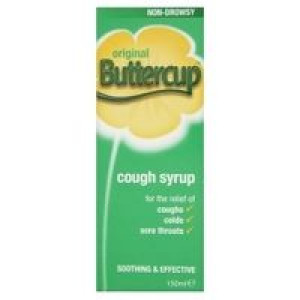 Image for Buttercup Original Cough Syrup 150ml