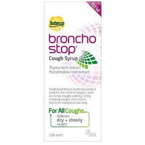 Image for Bronchostop Syrup 120ml