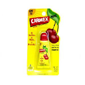 Image for Carmex Cherry Lip Balm Tube 10g