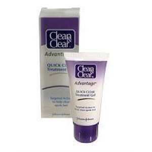 Image for Clean & Clear Advantage Quick Clear Spot Treatment Gel 15ml