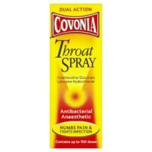 Image for Covonia Throat Spray 30ml