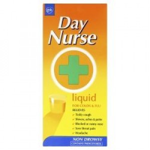 Image for Day Nurse Liquid 240ml