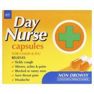 Image for Day Nurse Capsules 20 Capsules