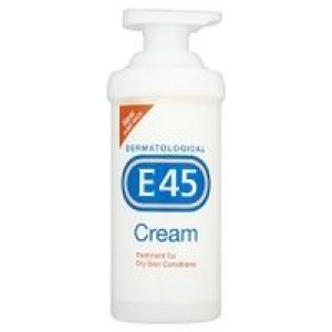Image for E45 Dermatological Cream pump 500 ml