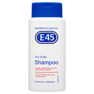 Image for E45 Dermatological Dry Scalp Shampoo 200ml