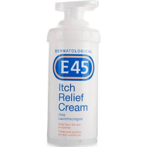 Image for E45 Dermatological Itch Relief Cream 500g