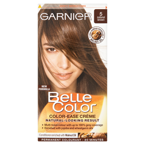 Image for Garnier Belle Color Color-Ease Creme 5 Natural Brown