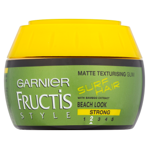 Image for Garnier Fructis Style Surf Hair Matte Texturising Gum 2 Strong 150ml