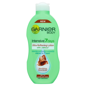 Image for Garnier Body Intensive 7 Days Ultra-Softening Lotion 250ml