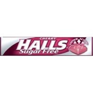 Image for Halls Sugar Free Cherry