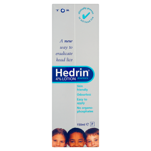 Image for Hedrin 4% Lotion 150ml