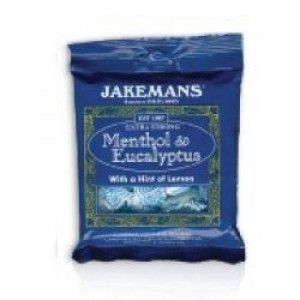 Image for Jakemans Menthol & Eucalyptus Sweets
