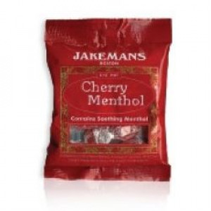 Image for Jakemans Cherry Menthol Sweets