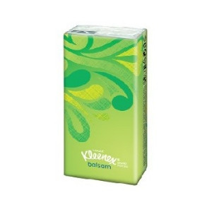 Image for Kleenex Balsam Pocket Pack Single