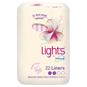 Image for lights by TENA (22 Liners)