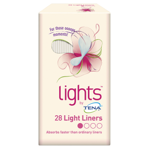 Image for lights by TENA Light Liners (28 Liners)