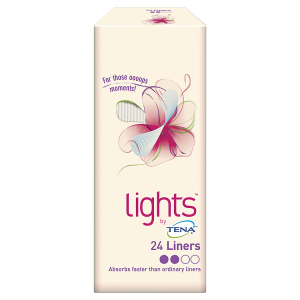 Image for lights by TENA Liners (24 Liners)