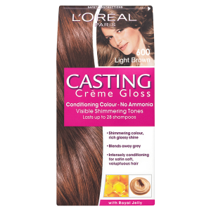 Image for LOreal Paris Casting Crème Gloss Conditioning Colour 600 Light Brown