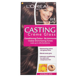 Image for LOreal Paris Casting Crème Gloss Conditioning Colour 515 Chocololate Truffle
