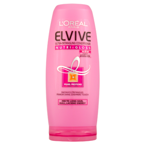 Image for LOreal Paris Elvive Ultra-Detangling Nutri-Gloss Conditioner 400ml