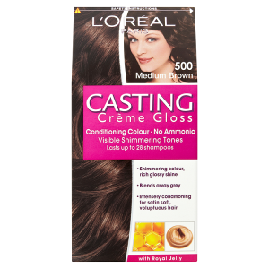 Image for LOreal Paris Casting Crème Gloss Conditioning Colour 500 Medium Brown