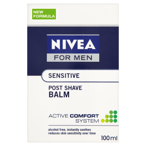 Image for NIVEA FOR MEN Sensitive Post Shave Balm 100ml