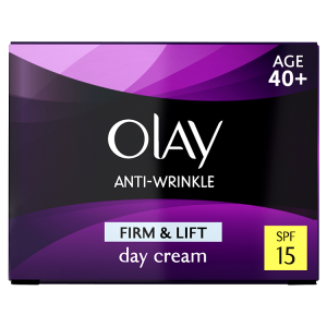Image for Olay Anti-Wrinkle Firm & Lift Day Cream SPF 15 50ml
