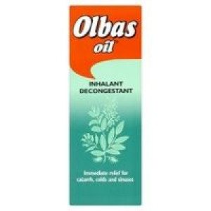 Image for Olbas Oil Inhalant Decongestant 28ml