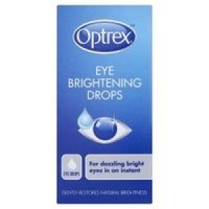 Image for Optrex Eye Brightening Drops 10ml