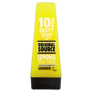 Image for Original Source Lemon & Tea Tree Shower 250ml