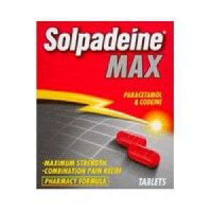 Image for Solpadeine Max 30 Tablets